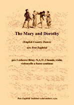 Title - Zapletal Petr (*1965) - The Mary and Dorothy (English Country Dance) - arrangement